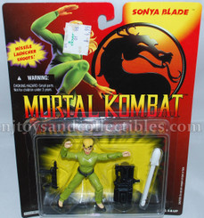 Mortal Kombat 3.75-Inch Sonya Blade Action Figure