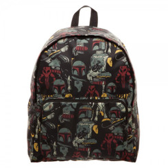 Star Wars Boba Fett Packable Backpack
