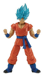 Dragonball Super Dragon Stars 6-Inch SS Blue Goku Action Figure