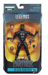 Marvel Legends Black Panther 6-Inch Black Panther Action Figure