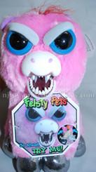 Feisty Pets: Sparkles Rainbowbarf Plush Pink Pegasus