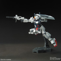 Gundam High Grade: Blue Destiny Unit 3 Exam Model Kit