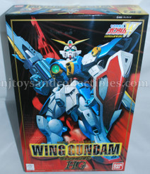 Gundam High Grade: Wing Gundam XXXG-01W Model Kit