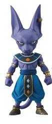 Dragon Ball Super Adverge 4 Beerus 2.5-Inch Figure