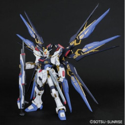 Gundam Perfect Grade: Strike Freedom Gundam Model Kit