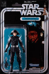 Star Wars 40th Anniversary 6-Inch Wave 2: Death Squad Commander Action Figure