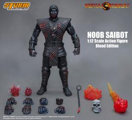 Mortal Kombat Noob Saibot (Special Edition) 1:12 Scale Premium Action Figure