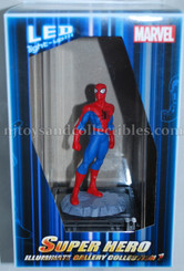 Marvel Super Hero Illuminate Gallery Collection: Spiderman