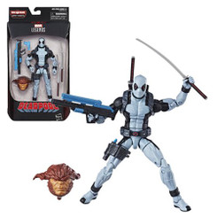 Marvel Legends Deadpool Wave 1: Deadpool X-Force 6-Inch Action Figure