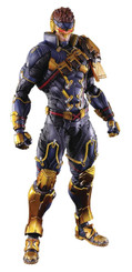 Marvel Variant Play Arts Kai Cyclops Premium Action Figure