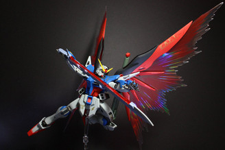 Gundam Master Grade: Destiny Gundam (Extreme Blast Mode) Model Kit