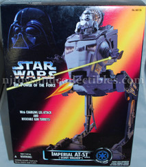 Star Wars POTF2 AT-ST Walker Vehicle