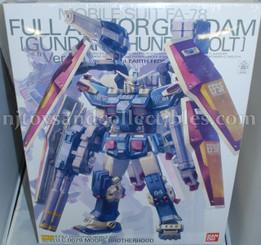 Gundam Master Grade: Full Armor Gundam (Gundam Thunderbolt Ver.) (Ver. Ka)