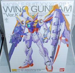 Gundam Master Grade: Wing Gundam (Ver. Ka) Endless Waltz
