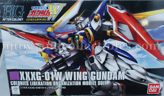 Gundam High Grade: Wing Gundam #162 Model Kit