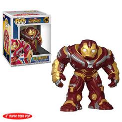 Marvel Infinity War Pop Vinyl Hulkbuster 6-Inch Figure