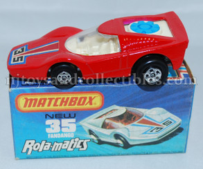 Matchbox #35 Fandango Rola-matics Diecast Vehicle