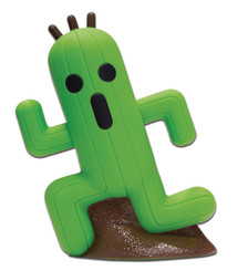 Final Fantasy Mascot Cactuar Coin Bank
