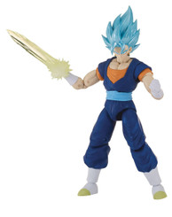 Dragonball Super Dragon Stars Wave G: 6-Inch SS Blue Vegito Action Figure