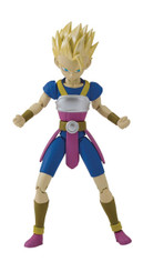 Dragonball Super Dragon Stars Wave G: 6-Inch SS Cabba Action Figure