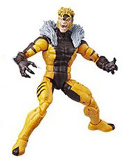 X-Men Marvel Legends 6-Inch Wave 3: Sabertooth Action Figure