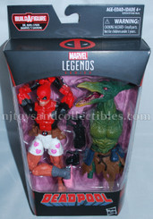 Deadpool Marvel Legends 6-Inch Wave 2: Casual Deadpool Action Figure
