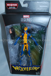 Deadpool Marvel Legends 6-Inch Wave 2: X-23 Wolverine Action Figure