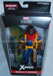 Deadpool Marvel Legends 6-Inch Wave 2: Bishop Action Figure