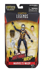 Avengers Marvel Legends 6-Inch: Wasp Action Figure
