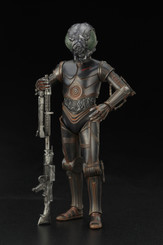 Star Wars ArtFx+ Statue: 4-LOM Bounty Hunter