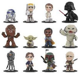 Star Wars Mystery Minis Empire Strikes Back Figures