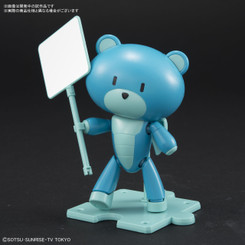 Gundam High Grade: Petit'gguy Divers Blue & Placard Bear Model Kit