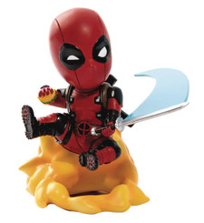MARVEL COMICS DEADPOOL AMBUSH PX FIGURE