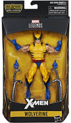 X-Men Marvel Legends 6-Inch Wave 3:  Wolverine Action Figure