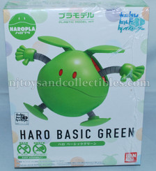 Gundam High Grade: Build Divers Haro Basic Green Model Kit