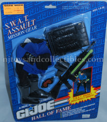 GI Joe Hall of Fame SWAT Assault Mission Gear Pack