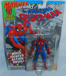 Marvel Super Heroes: The Amazing Spiderman Action Figure