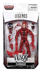 Venom Marvel Legends 6-Inch Carnage Action Figure