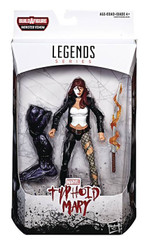 Venom Marvel Legends 6-Inch Typhoid Mary Action Figure