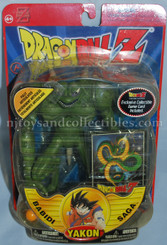 Dragonball Z Babidi Saga Yakon Action Figure