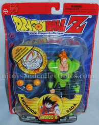 Dragonball Z Babidi Saga Android 16 Action Figure