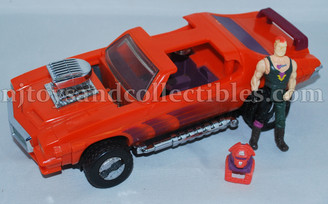 M.A.S.K. Series 2 Stinger Vehicle with Driver