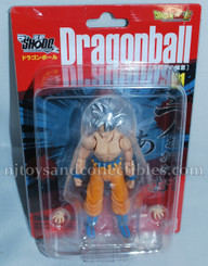 DragonBall Shodo 6 Son Gokou Silver Hair 3.75-Inch Action Figure