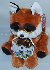Feisty Pets: Sly Sissypants Red Fox Plush Animal