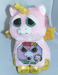 Feisty Pets: Ali Cornball Unicorn Dragon Plush Animal
