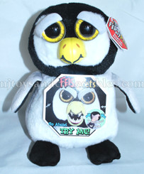 Feisty Pets: Ice Cold Izzy the Penguin Plush Animal