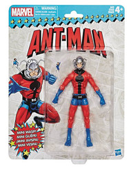Marvel Legends Super Heroes Vintage 6-Inch Figures Wave 2: Ant Man