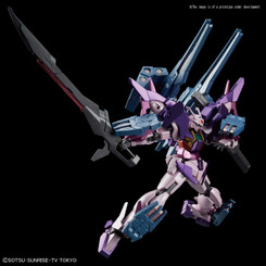 Gundam High Grade: 00 Sky HWS (Trans-Am Infinity Ver.) Divers Model Kit