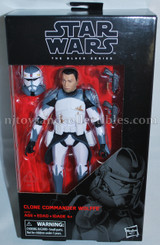 Star Wars Black Series 6-Inch Commander Wolffe Action Figure