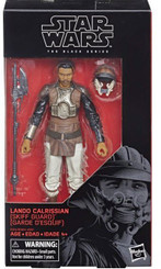 Star Wars Black Series 6-Inch Lando Skiff Guard Action Figure